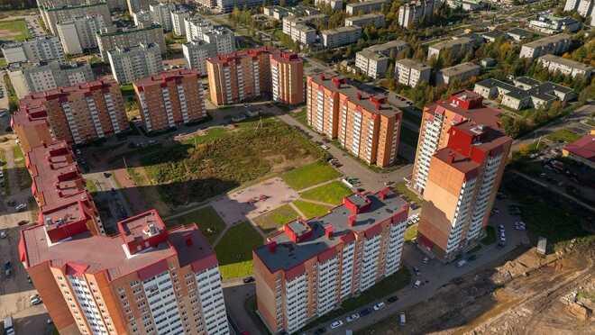 ЖК Зеленый город